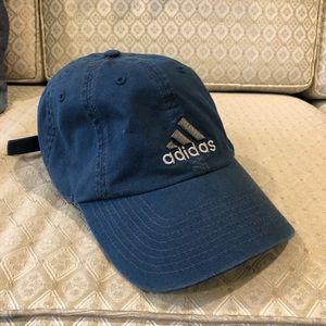 Vintage Adidas Denim Dad Hat